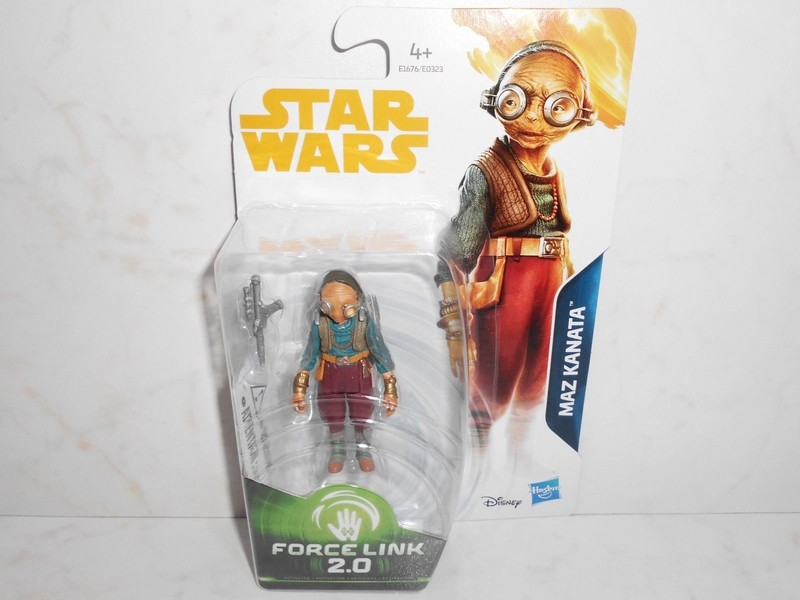 "HASBRO - Star Wars S2 9,5cm ""FoDickie RCe Link"" figurky A Mix"