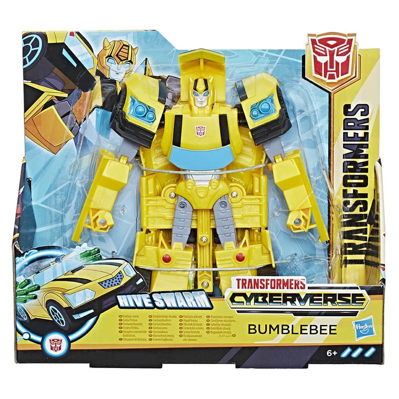 HASBRO - Transformers Action Attacker 20 Mix Produktů