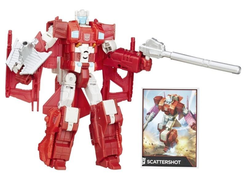HASBRO - Transformers Combiner 19 cm B0975 - asort