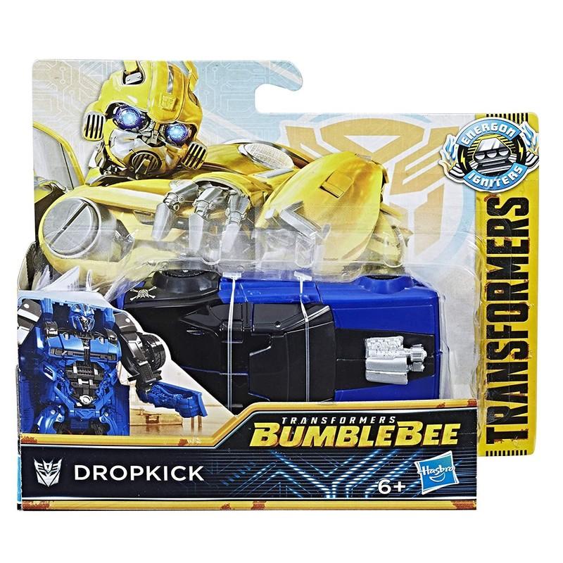 HASBRO - Transformers E0753 Energon Igniters Dropkick