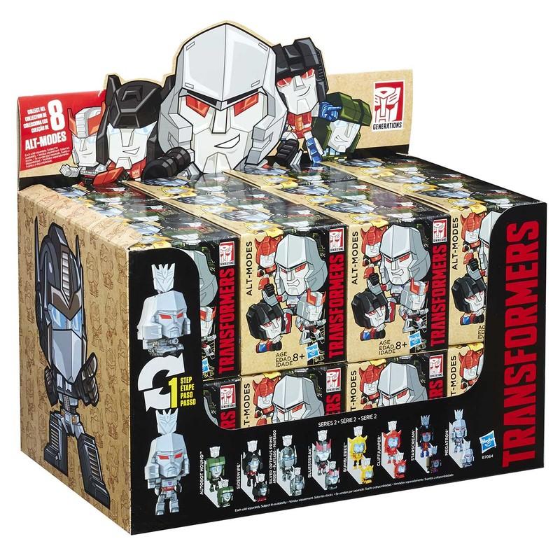 HASBRO - Transformers Generations Transformace V 1 Kroku