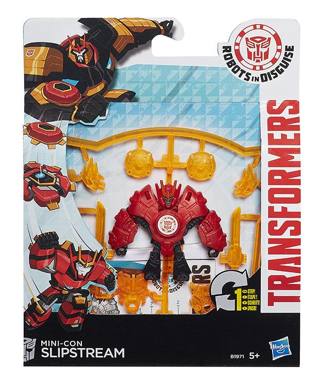 HASBRO - Transformers Transformace Minicona V 1 Kroku