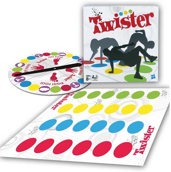 HASBRO - Twister CZ Společenská hra 2014
