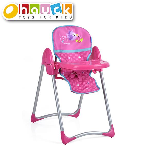 HAUCK - Jídelní židlička pro panenky 3v1, Birdie