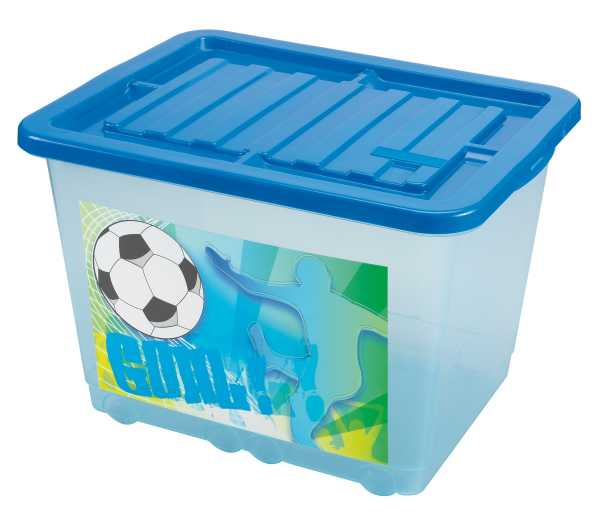 HEIDRUN - Box na hračky fotbal