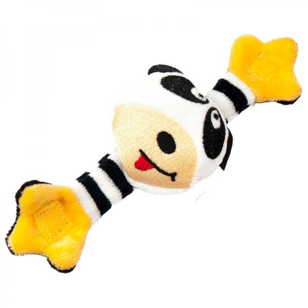 HENCZ TOYS - Chrastítko na ručičku - panda