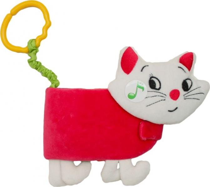 HENCZ TOYS - Roztomilá knížka - Kočička