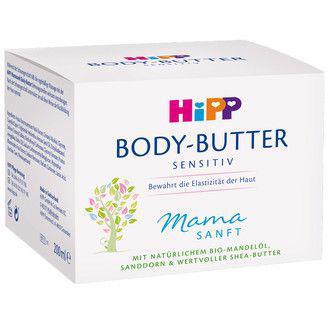 HIPP - Maslo telové Mamasanft 200ml