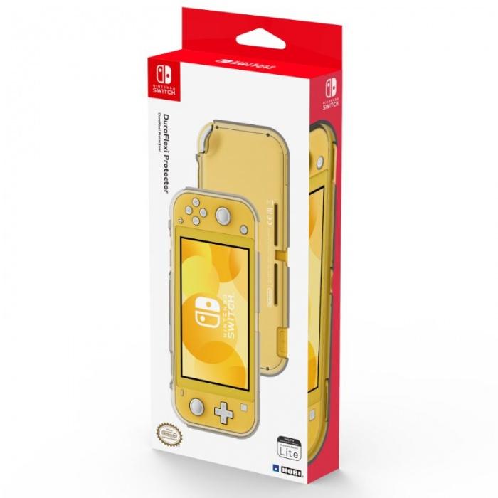 HORI - DuraFlexi Protector for Nintendo Switch Lite, Oficiálně licencovaný obal pro Nintendo Switch Lite