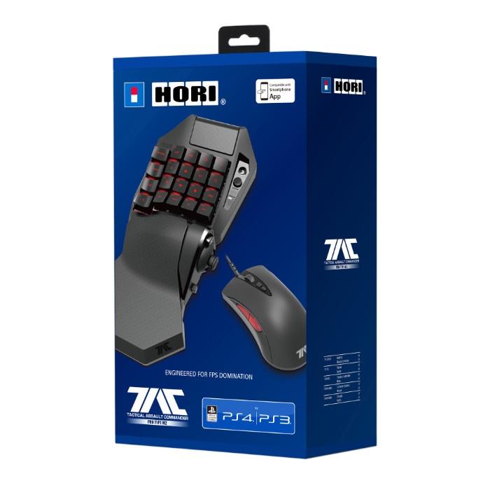 HORI - PS4/PS3/PC Tactical Assault Commander Pro V2