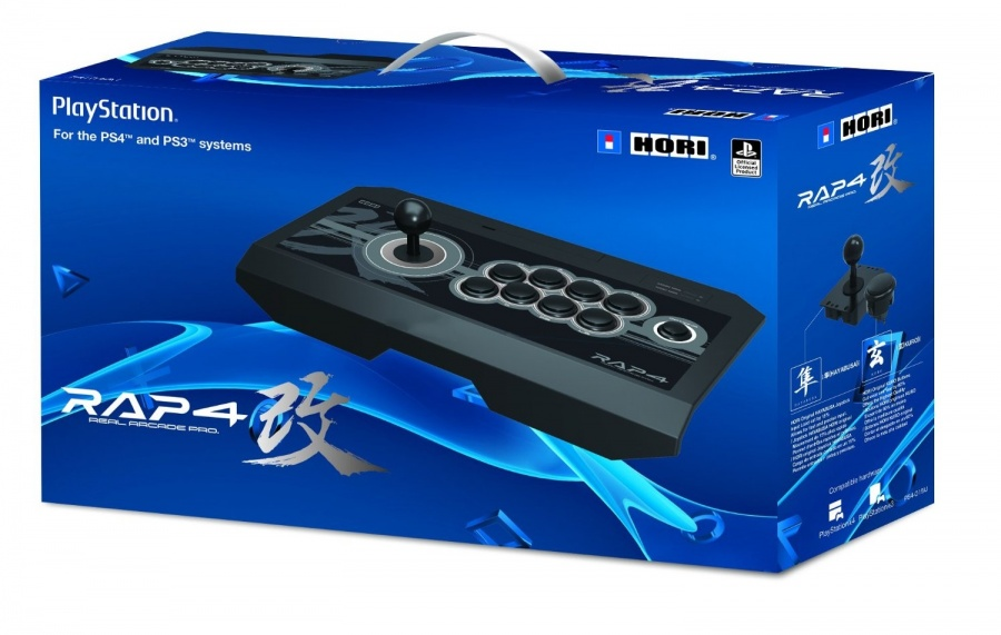 HORI - PS4/PS3 Real Arcade Pro 4 Kai Fighting Stick