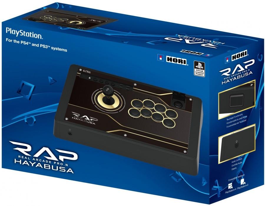 HORI - PS4/PS3 Real Arcade Pro N Hayabusa