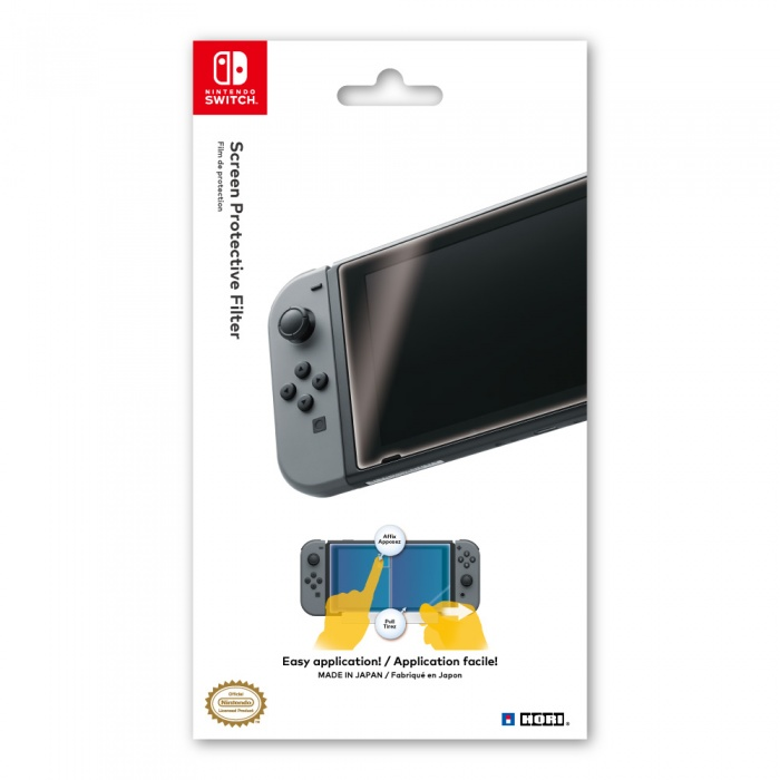 HORI - Screen Protective Filter for Nintendo Switch