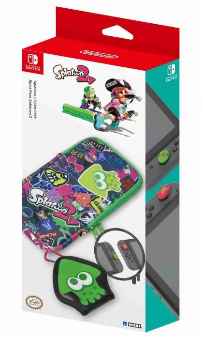 HORI - Splatoon 2 Splat Pack for Nintendo Switch
