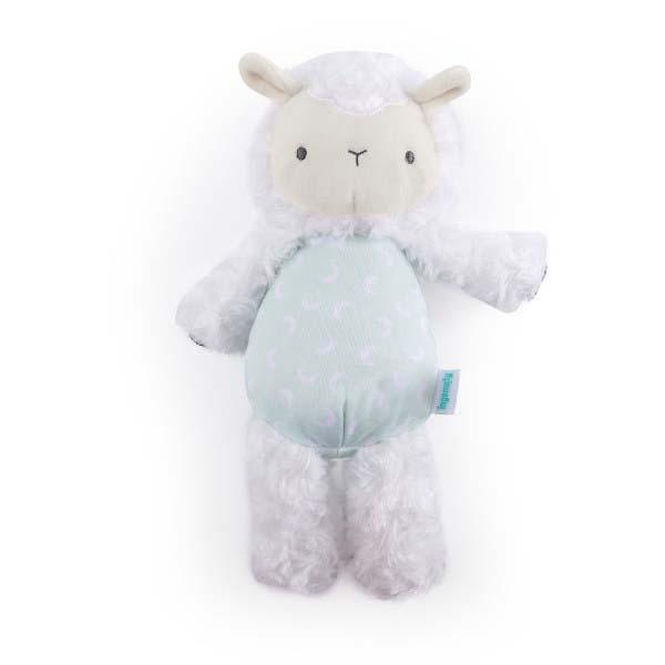 INGENUITY - Hračka plyšová Sheppy™ ovečka 0 m+