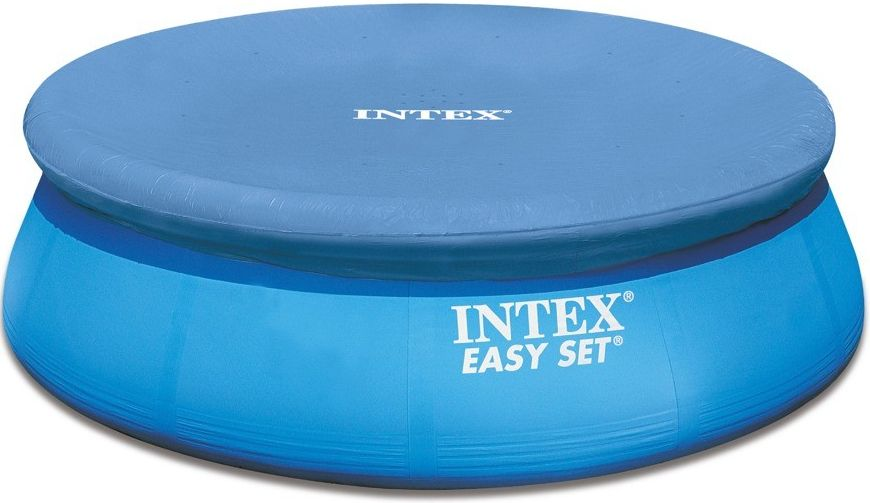 INTEX - 28026 Krycí plachta na bazén Easy Pool 3,96m