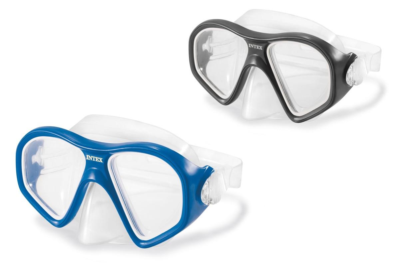 INTEX - 55977 Potápěčské brýle Reef Rider - černá