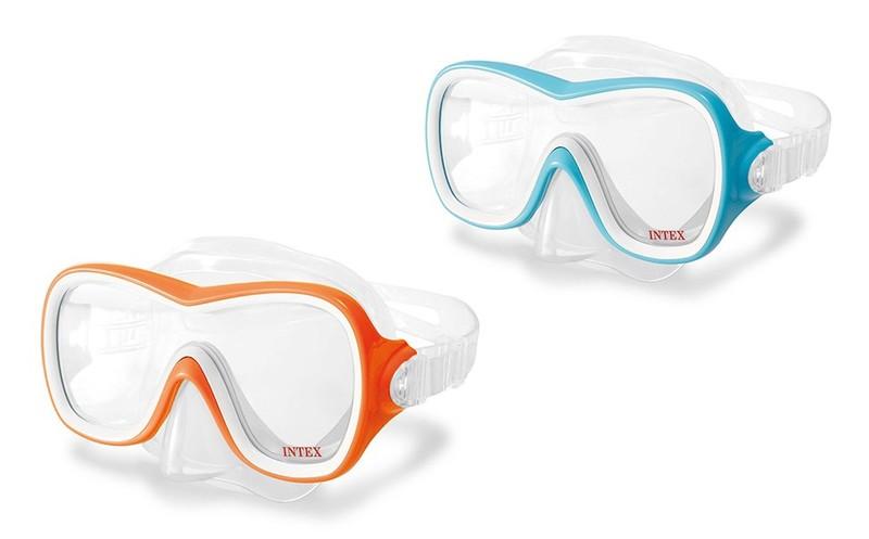 INTEX - 55978 Potápěčské brýle Wave Rider