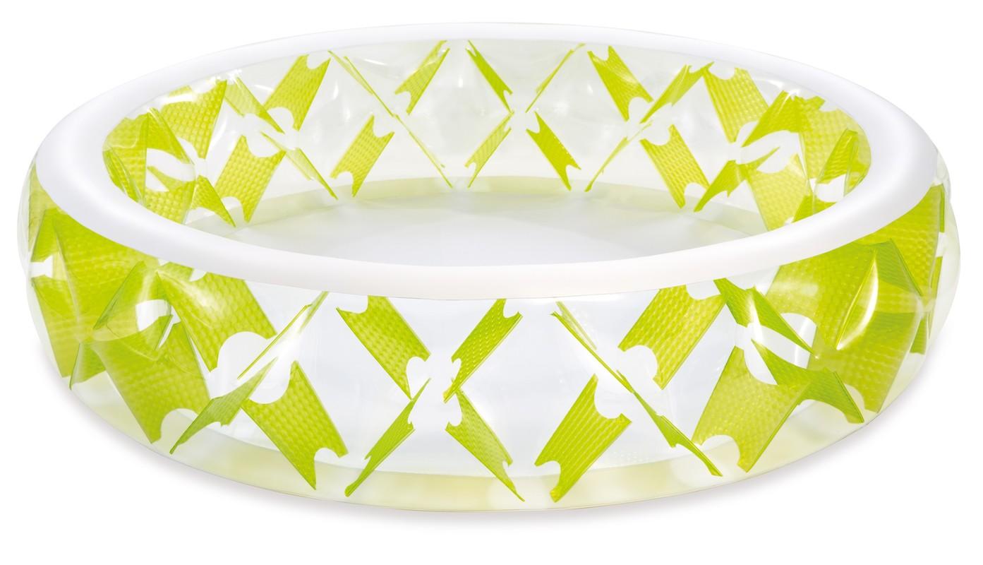 INTEX - 57182 Dětský bazén Pinwheel 229x56cm