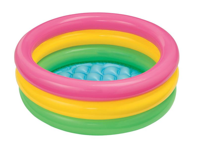 INTEX - 58924 Nafukovací dětský bazén 3kruhy 86x25cm