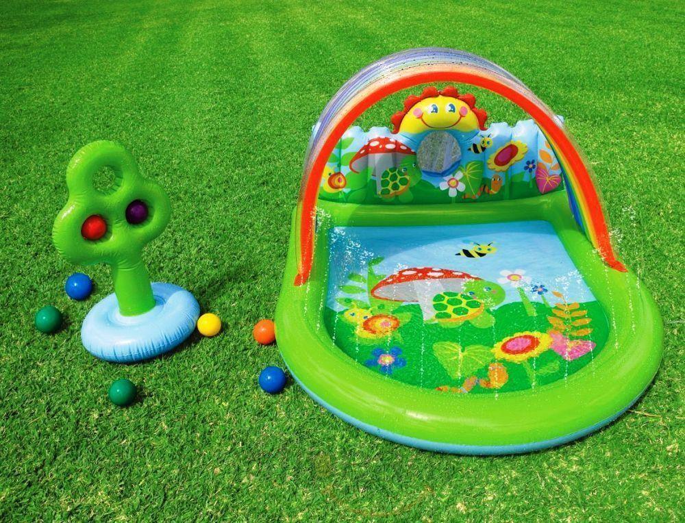 INTEX - bazénové hrací centrum Summer Beach 57421