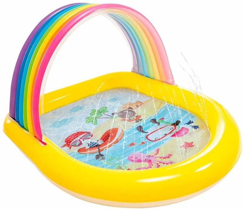 INTEX - dětský bazén se sprchou 57156