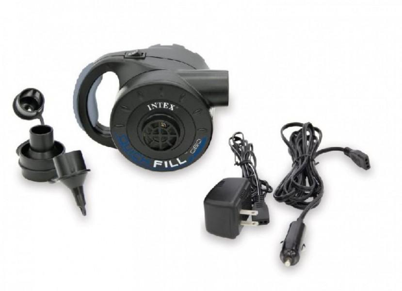 INTEX - elektrická dobíjecí pumpa 66622