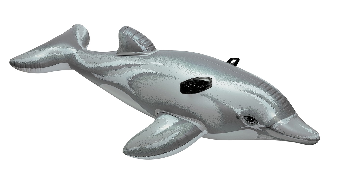 INTEX - Intex 58535 nafukovací delfín 175x66cm