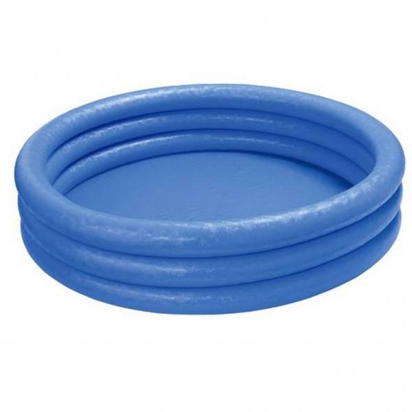 INTEX - Nafukovací bazén modrý, 147 x 33 cm