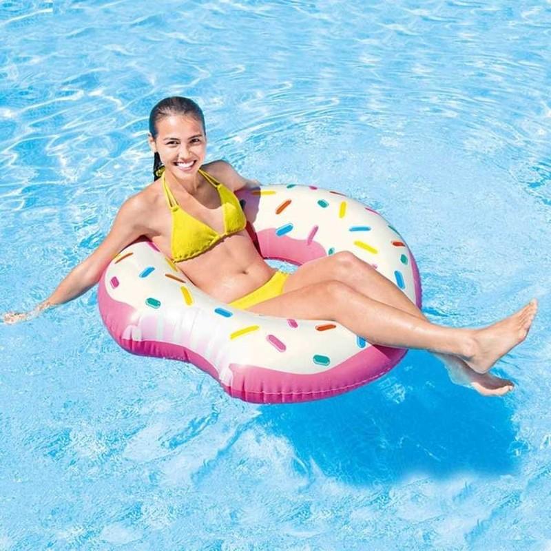 INTEX - nafukovací kruh Donutka 56265