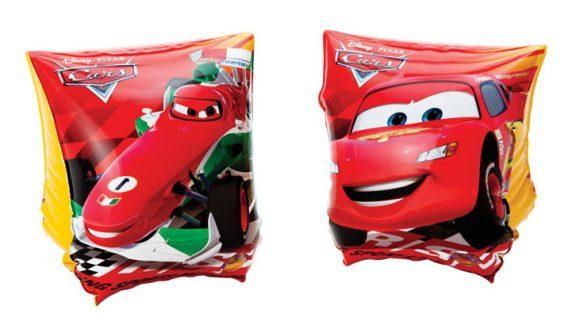 INTEX - nafukovací rukávky Disney Cars 56652