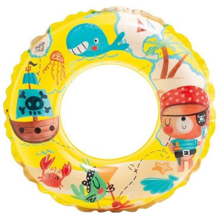 INTEX - plavací kruh 61 cm 59242