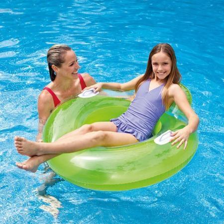 INTEX - Sedátko do vody 102 cm, 3 druhy