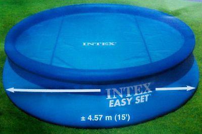 INTEX - solární plachta kulatá na bazén o průměru 457 cm 29023