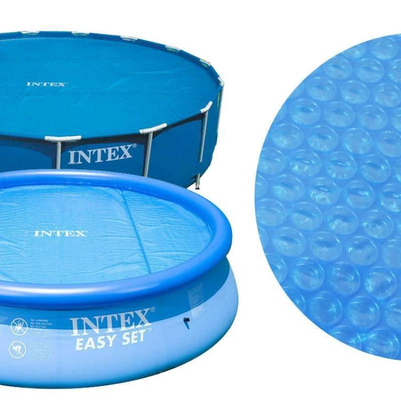 INTEX - solární plachta kulatá na bazén o průměru 549 cm 29025