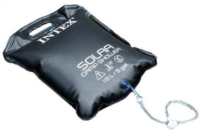 INTEX - Solární sprcha