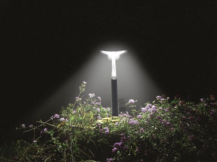 INTEX - solární světlo do zahrady 28689