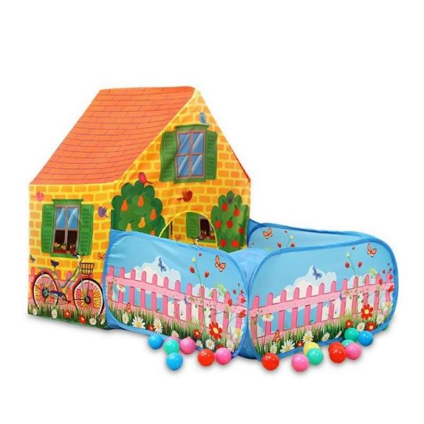 IPLAY - iPlay Dětský stan - Farma
