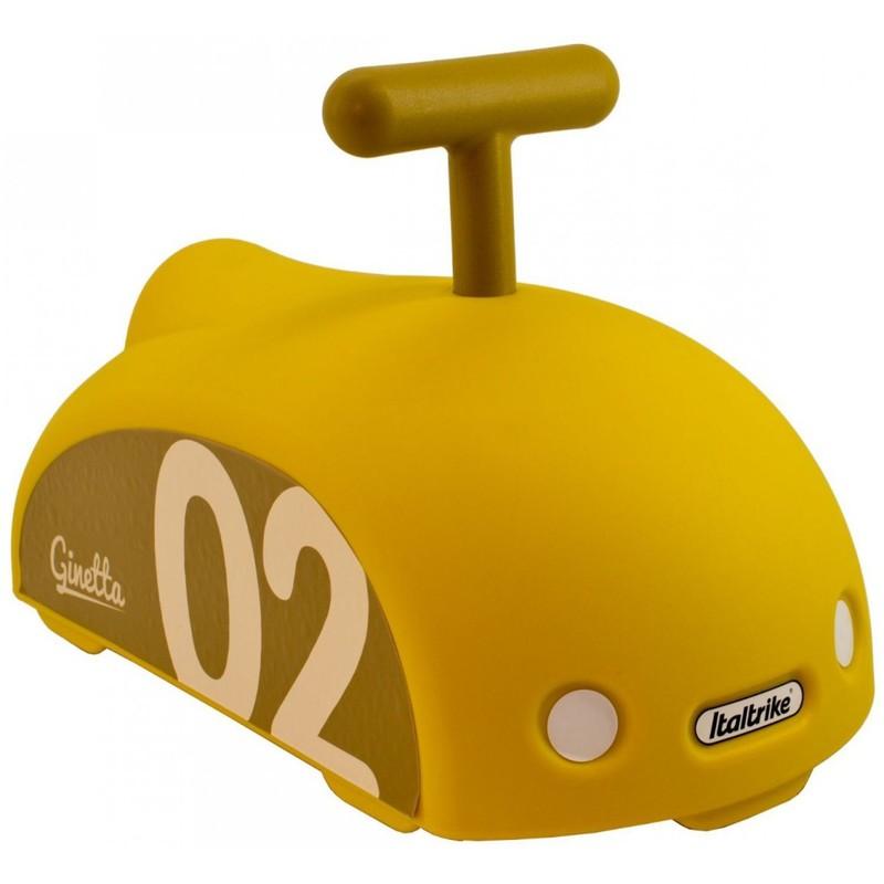 ITALTRIKE - Odrážedlo 4000 Ginetta žluté