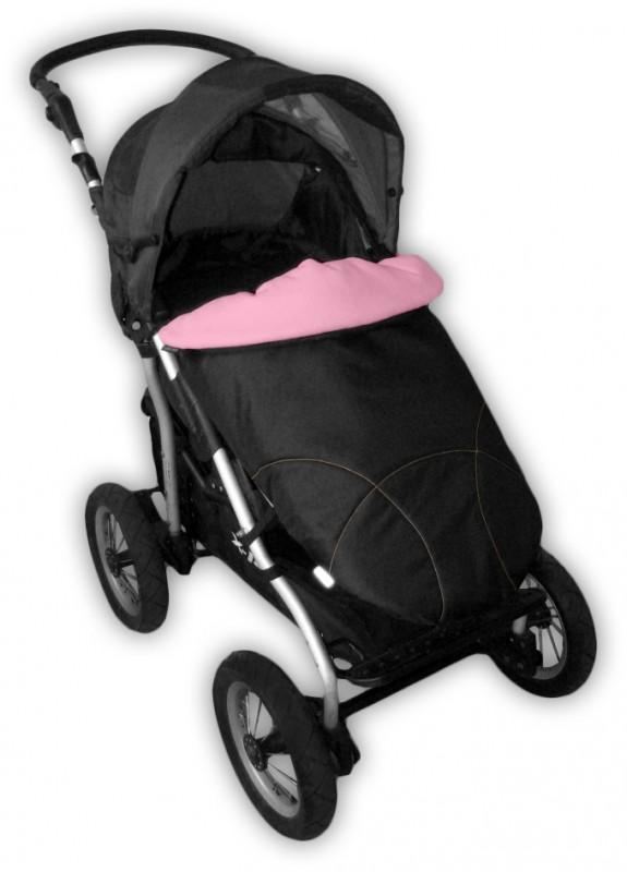 IVEMA BABY - Nánožník Maxi Sport - růžový