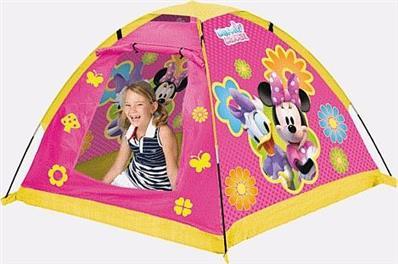 JOHN - Dětský zahradní stan Minnie Mouse 71104