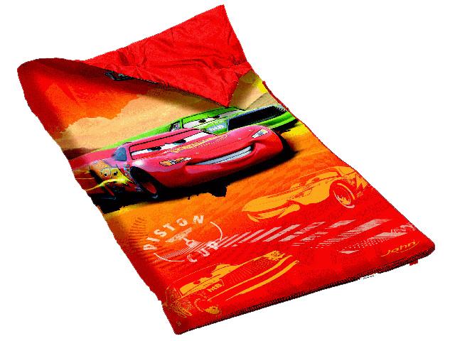 JOHN - Spací pytel Cars Neon 140 x 60cm