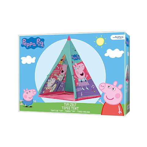 JOHN - Teepee Stan Peppa Pig