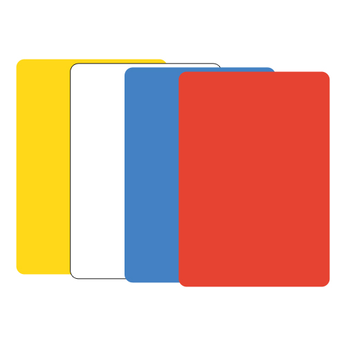 JUNIOR - Modelovací podložka na stůl A5 bílá