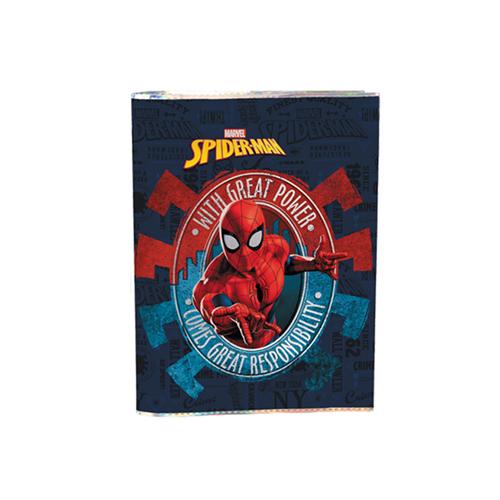 JUNIOR - Obal na sešity A5 Spider-Man Metallic, mix/1ks