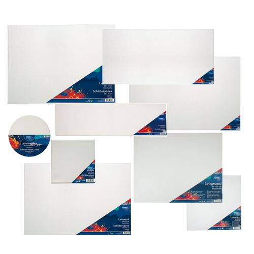 JUNIOR - Plátno malířské 30x30 cm