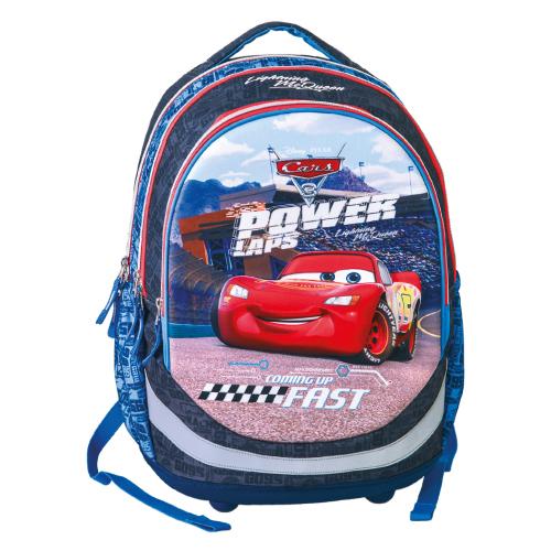 JUNIOR-ST - Školní batoh Seven Cars, Power laps Junior-ST