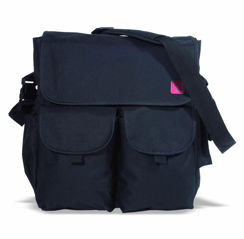 KAISER - Přebalovací taška Messenger