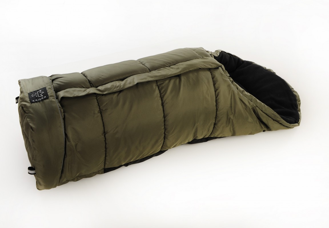 KAISER - Fusak Iglu Thermo Fleece - Khaki