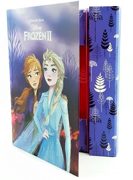 KARTON PP - Box na sešity A4 Frozen